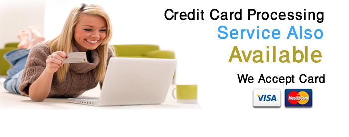 Credit Card Processing Service